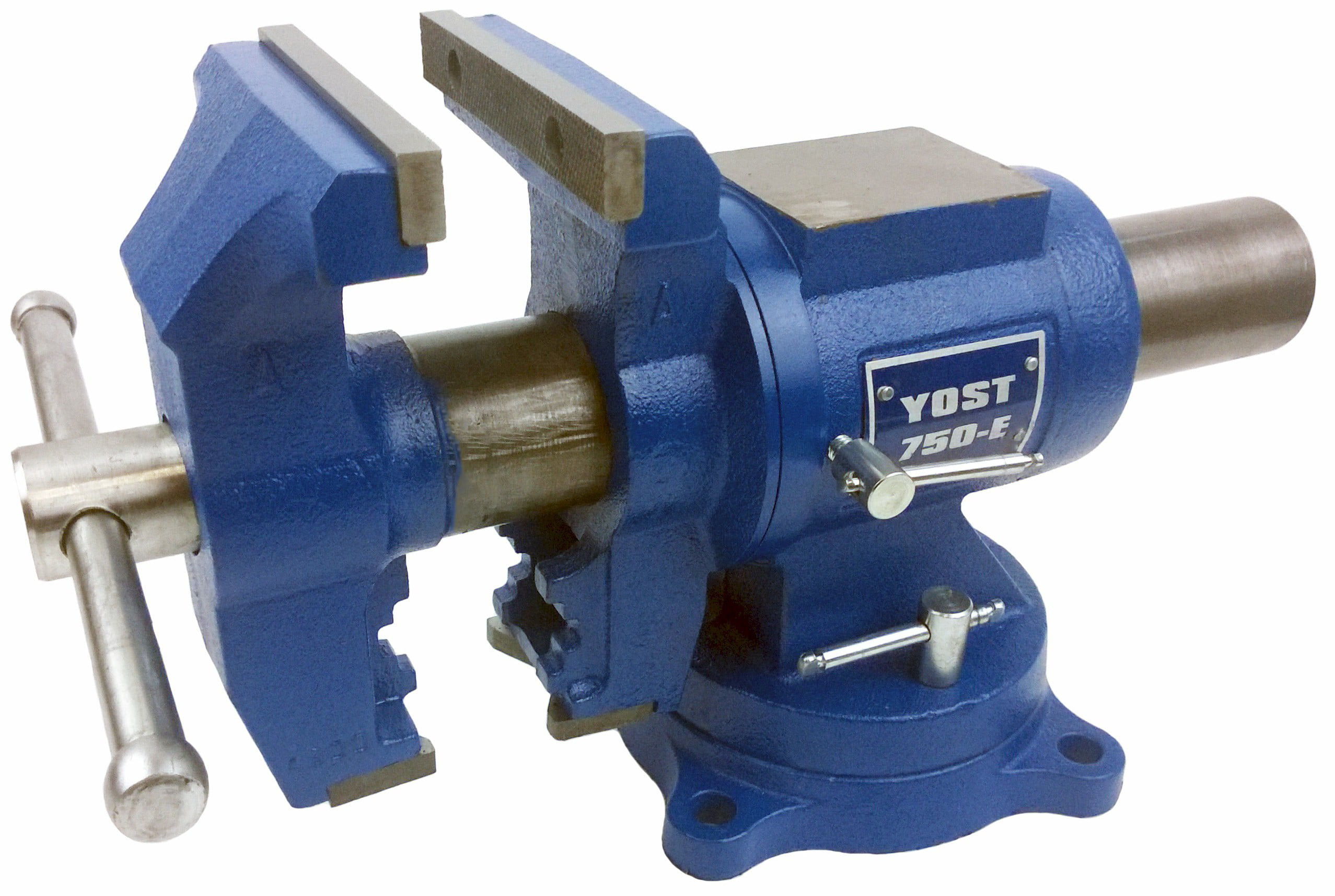 Yost 750-E Rotating Bench Vise by Yost
