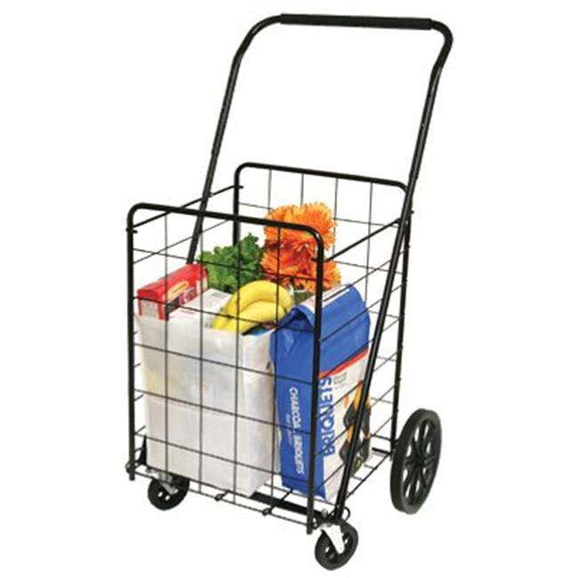39720 Super Deluxe Swiveler Shopping Cart, 4 Wheel - image 1 of 1