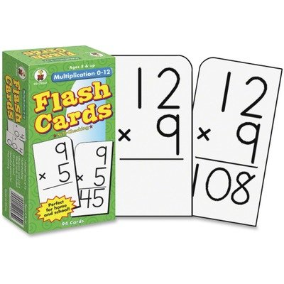 CDPCD3930 - Carson Dellosa Flash Cards