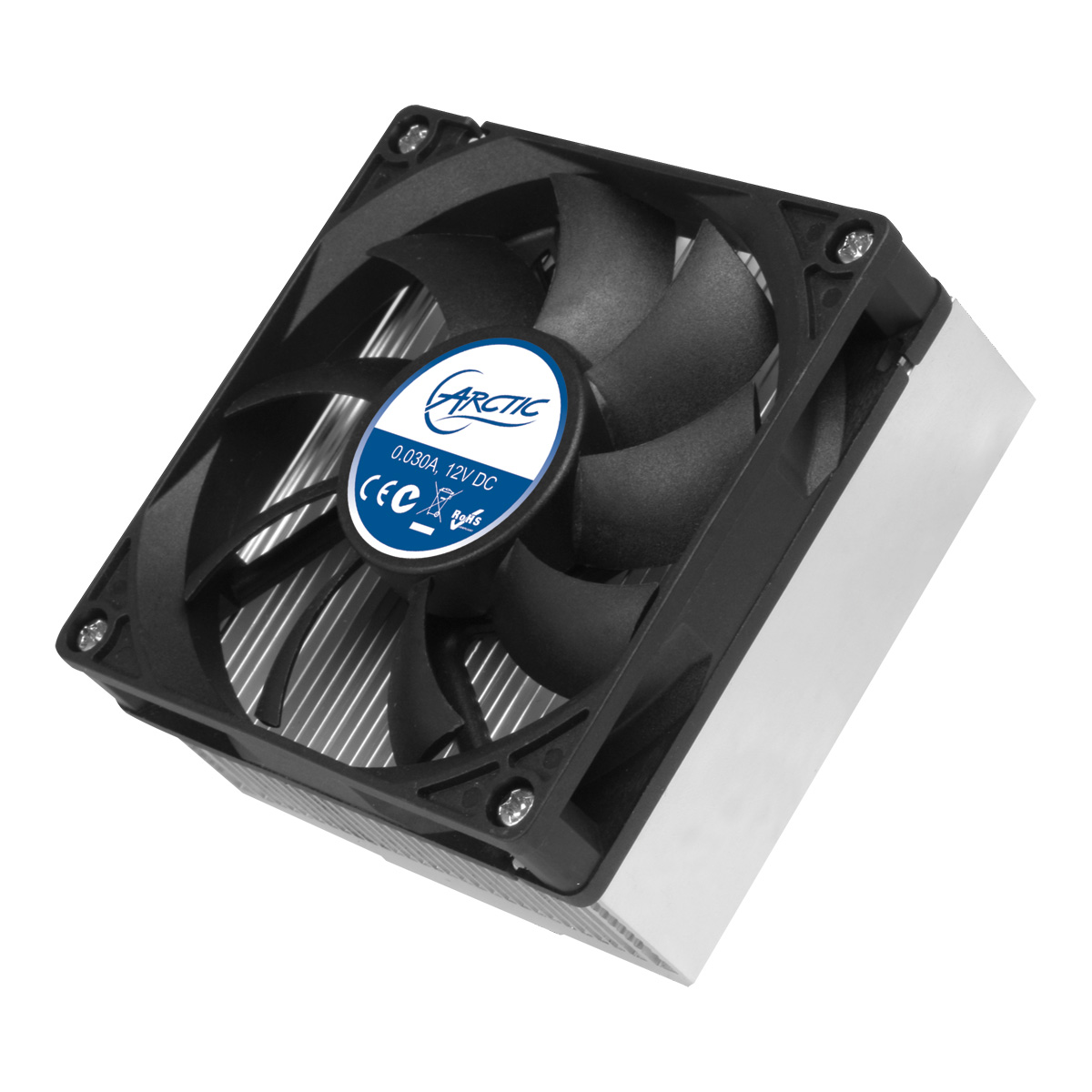 Arctic Alpine M1 Cooling Fan ACALP00006A, Black/Gray