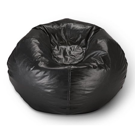 98 Quot Round Vinyl Bean Bag Multiple Colors Walmart Com