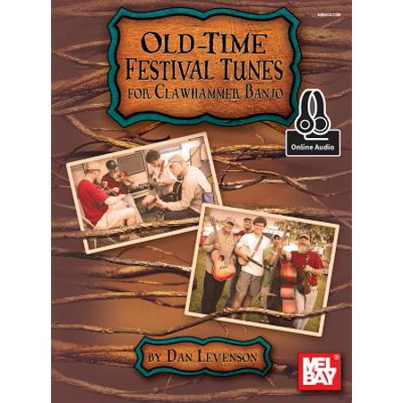 Old-Time Festival Tunes for Clawhammer