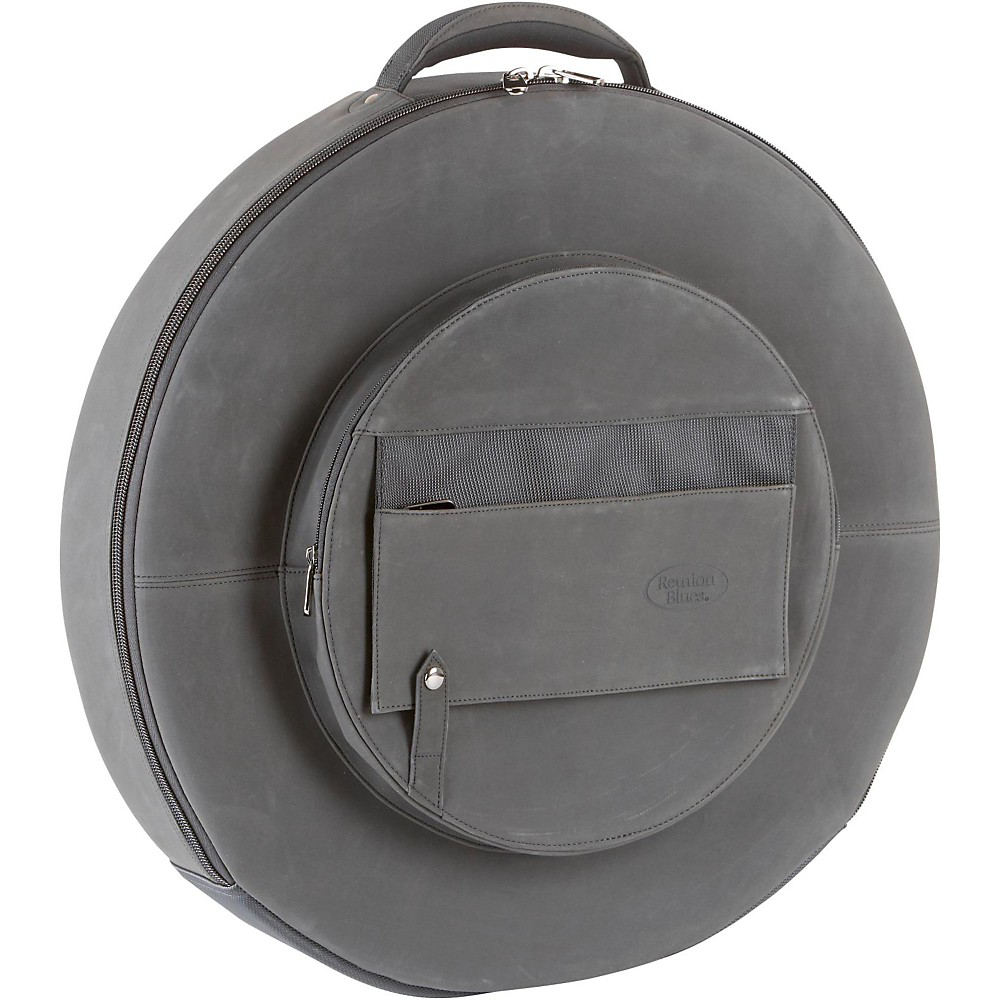 Reunion Blues Renegade Series Cymbal Bag Charcoal 22 in. by Reunion Blues