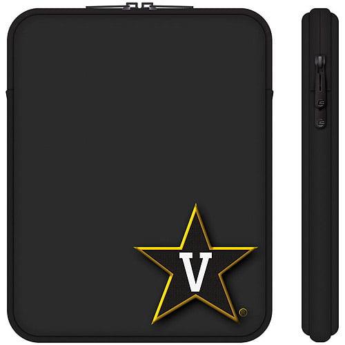 "Centon 10"" Classic Black Tablet Sleeve Vanderbilt University"