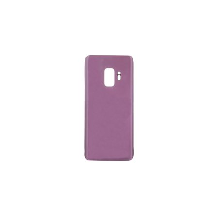 Battery Back Housing Replacement Part Compatible with Samsung Galaxy S9 G960W - Purple - image 1 of 1