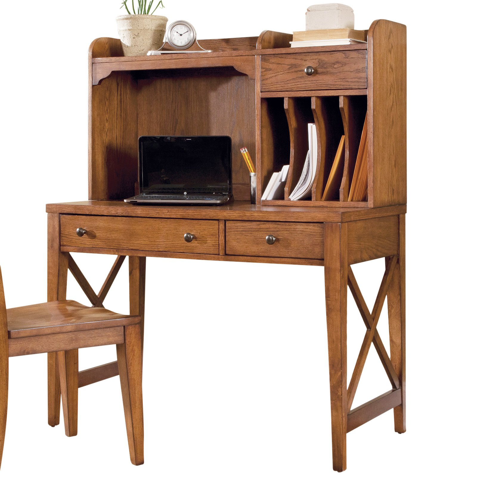 Liberty Furniture Industries Desk With Hutch