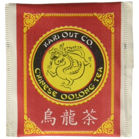 Premium, Full-Flavored Oolong Tea Bags 150 Pack by Avant Grub. Traditionally Brewed Caffeinated Drink Helps Brain Functioning. Semi-Fermented and Served at the Best Chinese and Sushi (Best Flavored Tea Brands)