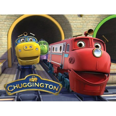 Chuggington Friends Edible Image Cake Cupcake Topper