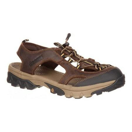 Mens Rocky Endeavor Point Hiking Sandal