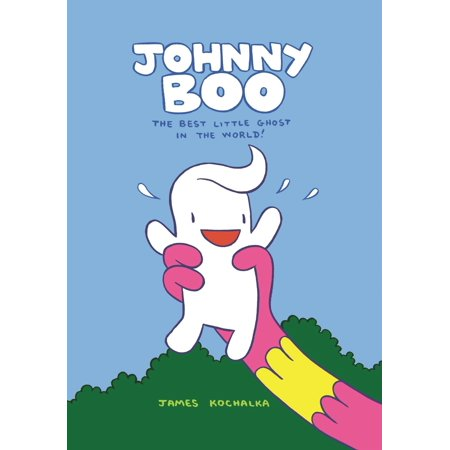 Johnny Boo: The Best Little Ghost In The World (Johnny Boo Book