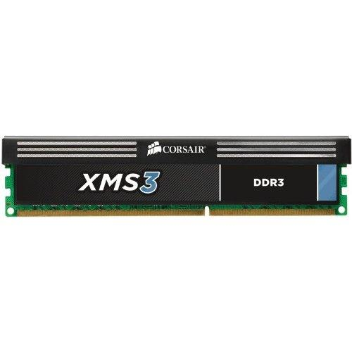 Corsair XMS3 - DDR3 - 2 GB - DIMM 240-pin - 1333 MHz / PC3-10600 - CL9 - 1.5 V - unbuffered - non-ECC