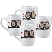 Pfaltzgraff 27-ounce Jumbo Two Owls Coff