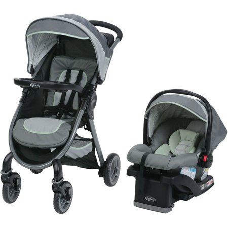 Graco Fastaction 2 0 Travel System With Snugride Click