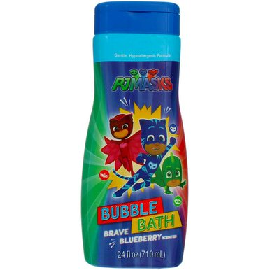 PJ Masks Bubble Bath, Brave Blueberry, 24 fl (Best Bubble Bath Products)