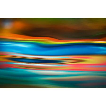 A River Runs Through It Print Wall Art By Ursula