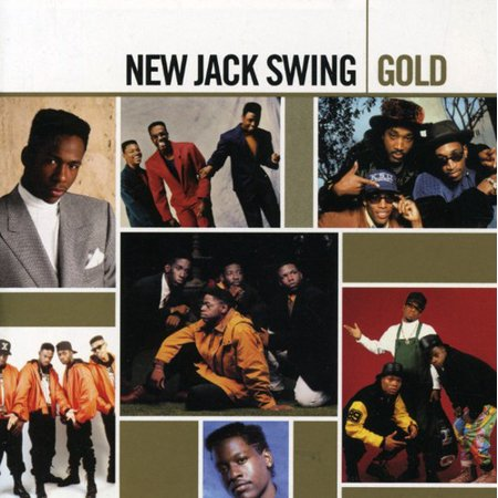 New Jack Swing  Gold   Various  Remaster