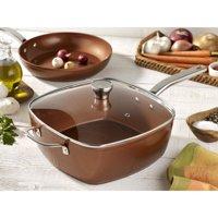 T-Fal Endura 7 Quart Saut Pan with Lid