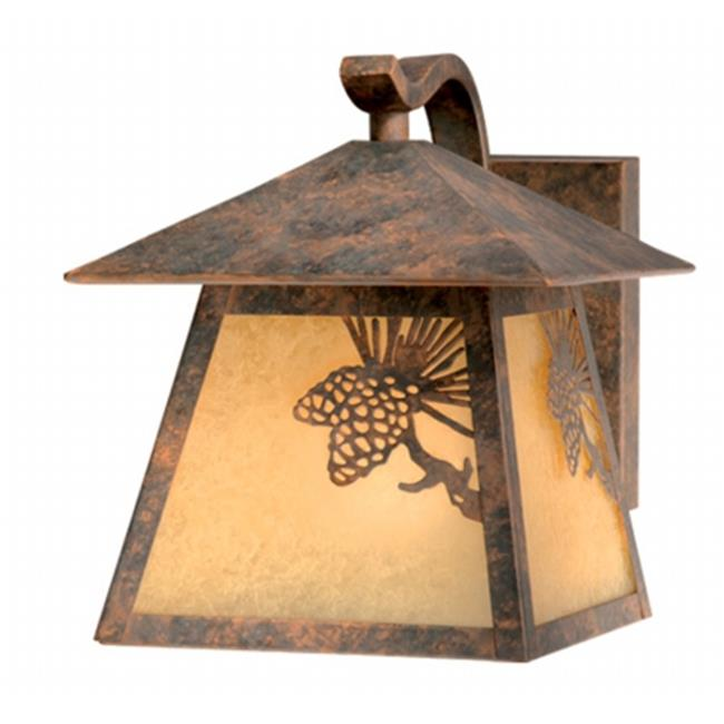 Vaxcel International OW50573OA Whitebark 7 in. Outdoor Wall Light - Olde World Patina - image 1 of 1