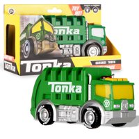 Tonka - Mighty Force - Lights and Sounds - Garbage Truck