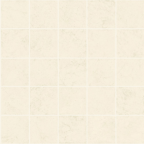 Tile Wallcovering, White Marble