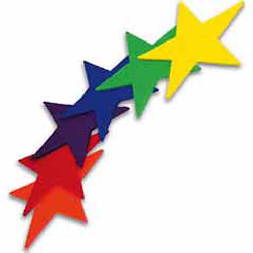 Color My Class Stars