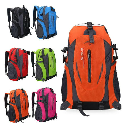 TOPINCN 6 Colors 40L Waterproof Backpack Shoulder Bag For Outdoor Sports Climbing Camping Hiking,Outdoor Sports Backpack,Travel
