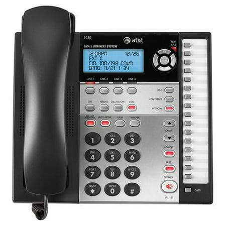 ATT1080 4-Line Phone w/ Answering System