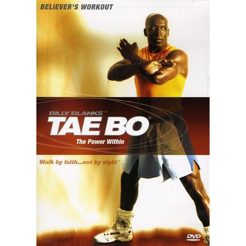 Billy Blanks' Taebo Believers Workout Power Within by GOODTIMES HOME VIDEO CORP
