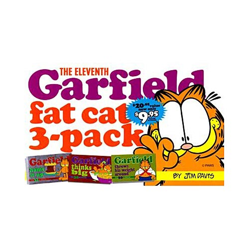 The Eleventh Garfield Fat Cat