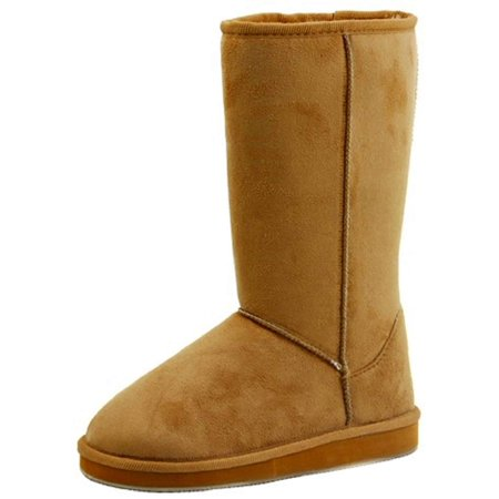 Womens Boots Mid Calf 12