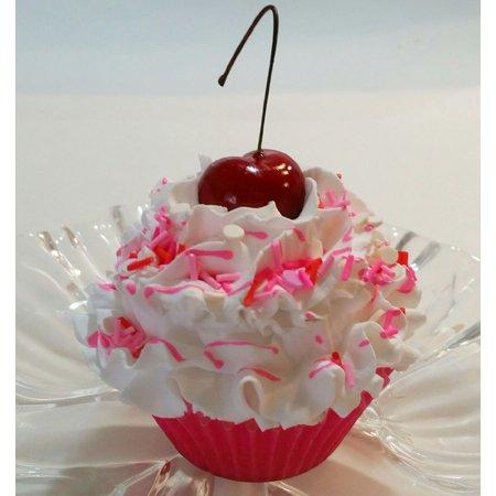 Valentine Cupcake fake prop display home decoration Dezicakes](Valentine Home Decorations)
