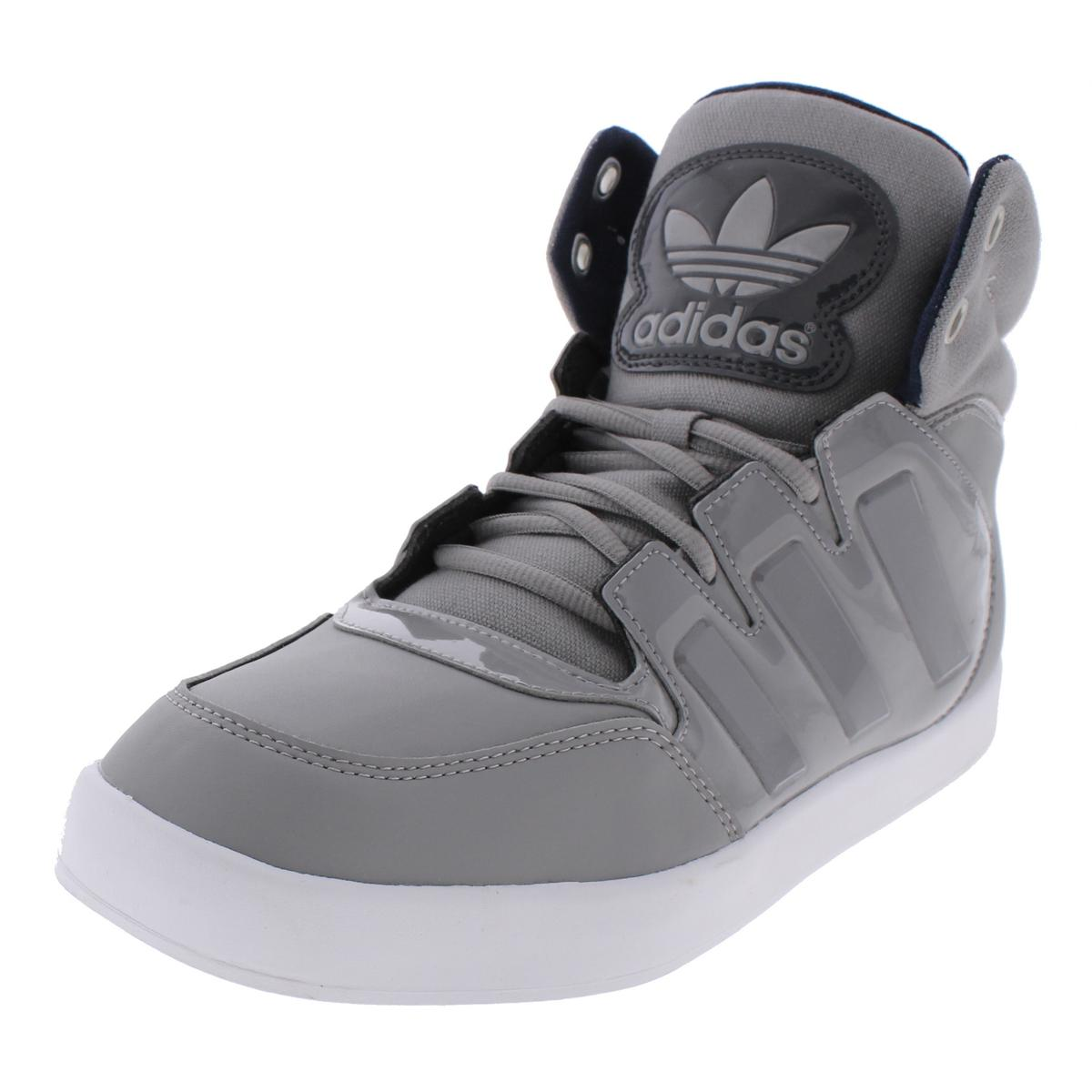 Adidas Mens Dropstep High Top Trainers Athletic Shoes by Adidas