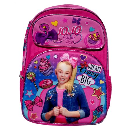 Kids Embroidered Backpacks (Jojo Siwa 16