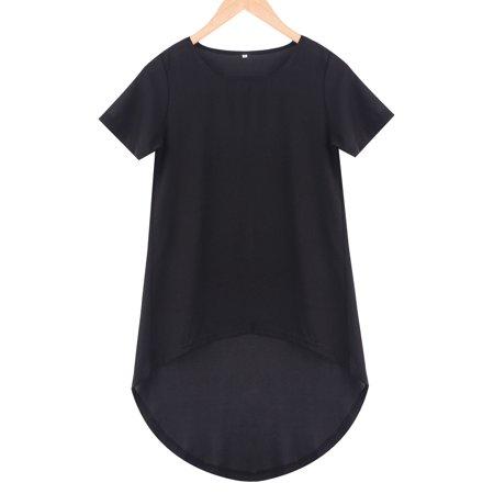 Hot Sell Sexy Women Summer Loose Short Sleeve Shirt Blouse Ladies Casual Tee Top S-5 - Hot Women On Pinterest
