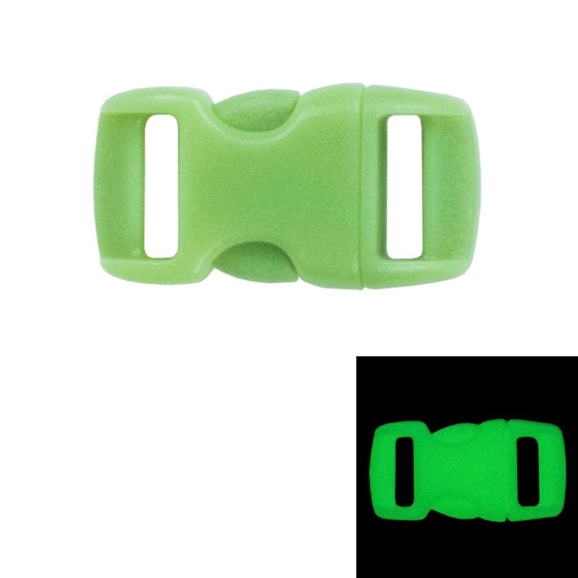 10 Contoured Side Release Buckle Choose from 5 PARACORD PLANET 1 Inch Buckles and 20 Pack Sizes