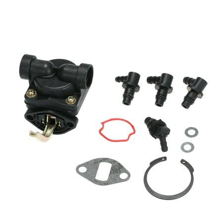 New Fuel Pump Repalcement for Kohler K-Series K241 K301 K321 K341 - 10 12 14 16 hp Engines (12 Hp Kohler)