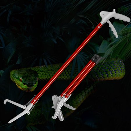 Snake Clasp - 70CM Snake Clamp without Lock Tong Reptile Catcher