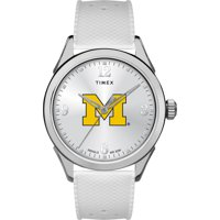 Timex - NCAA Tribute Collection Athena Women's Watch, University of Michigan Wolverines