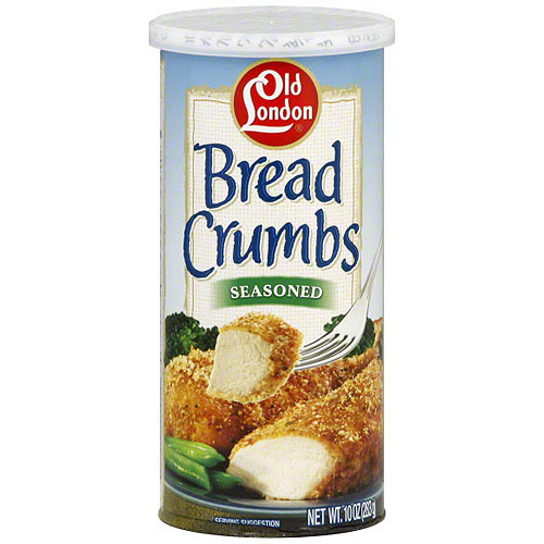 Old London Seasoned Bread Crumbs, 10 oz (Pack of 12)