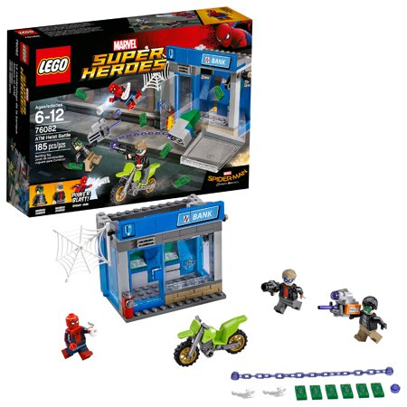 LEGO Super Heroes ATM Heist Battle 76082 (185 Pieces)