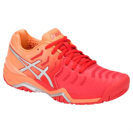 - Asics Gel Resolution 7 Womens Tennis Shoe Size: 6