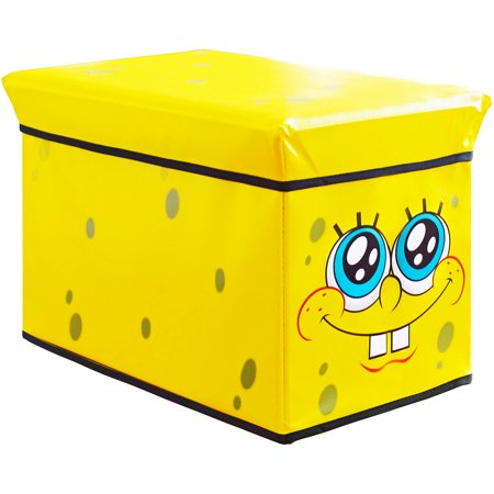 Spongebob Squarepants Kids Storage Ottoman