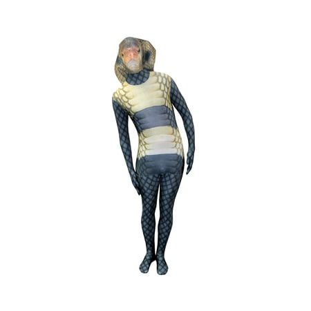 Original Morphsuits King Cobra Kids Suit Animal Planet Morphsuit](Planet Halloween)