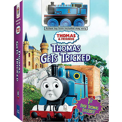 Thomas [The Tank Engine] & Friends: Thomas Gets Tricked (HIT Entertainment w/ Toy Train)