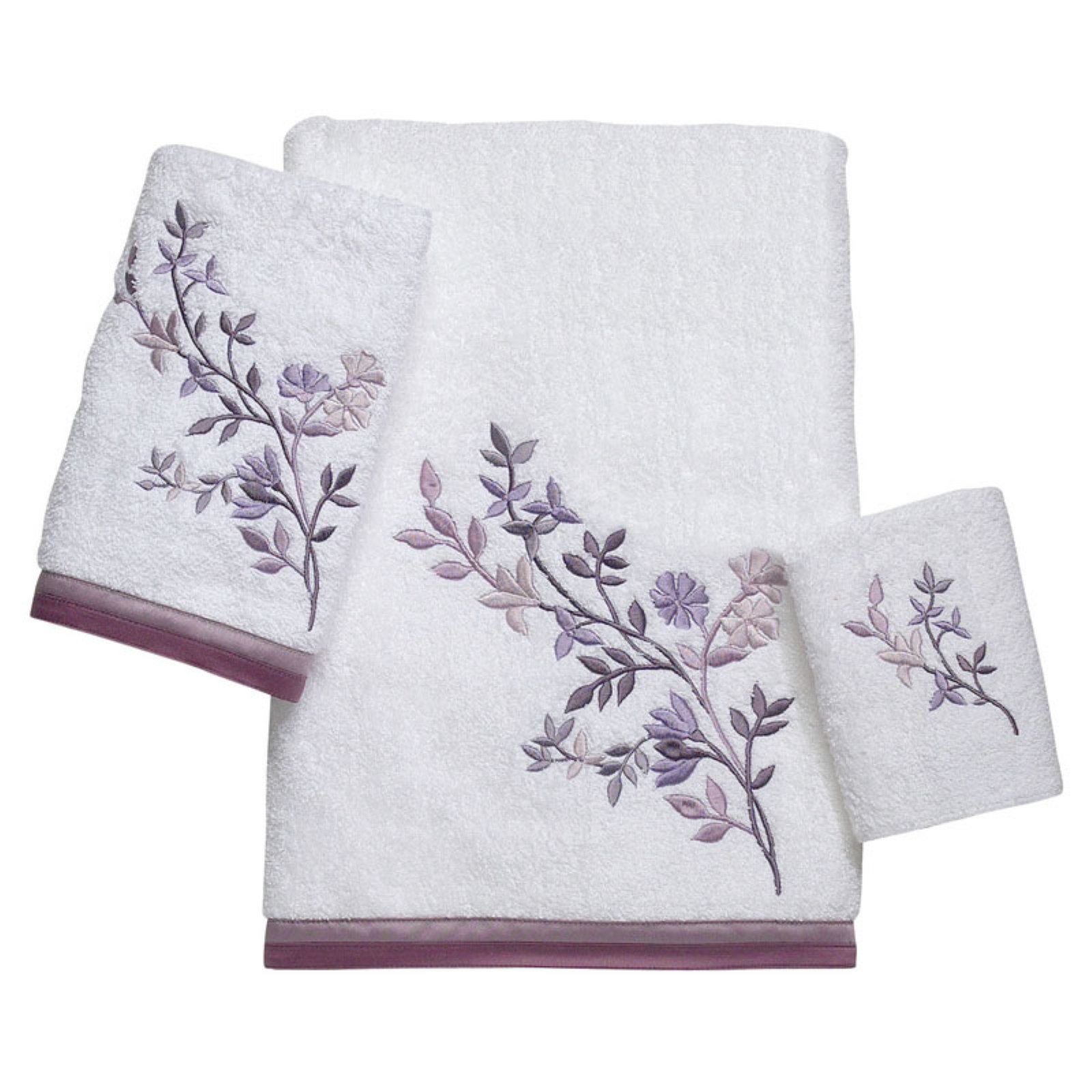 Avanti Linens Premier Whisper 3-Piece Towel Set