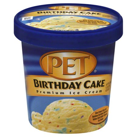 Dean Foods Pet Ice Cream 1 Pt