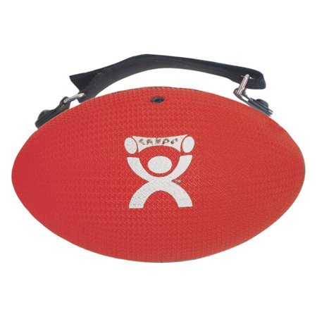 Cando Handy Ball Withadjustable Strap 4 Pound Green