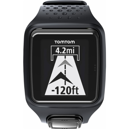 Tomtom Runner Special Edition GPS Watch, Black (042249366)