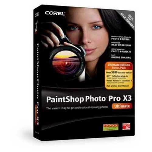 Paintshop photo pro x3 ultimate