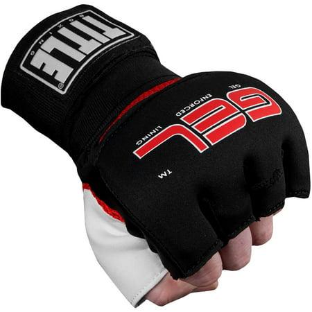 Title Boxing Gel Assault Training Glove Wraps - Regular - -
